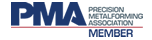 Proud Member of Precision Manufacturing Association